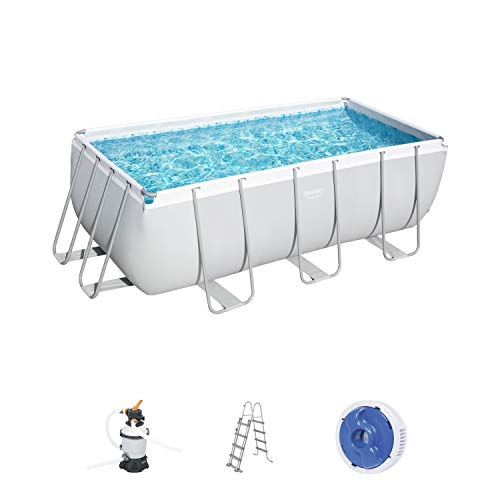 Bestway -   56457 Pool, grau,