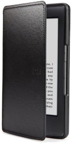Amazon Kindle Lederhülle (5. Generation - 2012 Modell), Schwarz
