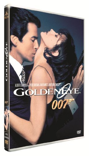 JAMES BOND 007-Goldeneye by Pierce Brosnan