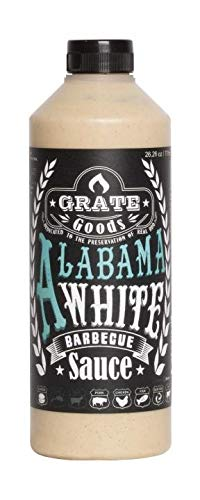 GRATE GOODS Alabama White Barbecue Sauce Soße Grill Größe-ml 775ml