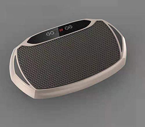 Topashe Plataforma Vibración Pantalla LCD,Máquina de Adelgazamiento 3D, máquina de Modelado de Cuerpo de pie-B,Plataforma Vibración Motor Silencioso
