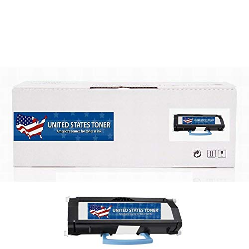 Dell 2350 2330 - United States Toner Brand Toner Cartridge, American Made Compatible Dell 2330d 2330dn 2350d 2350dn High Yield Toner Cartridge, 6,000 Pages (330-2665)