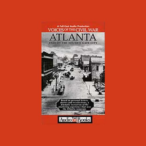 Atlanta audiobook cover art