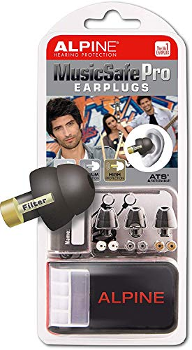 Alpine MusicSafe Pro Hearing Protection System for...
