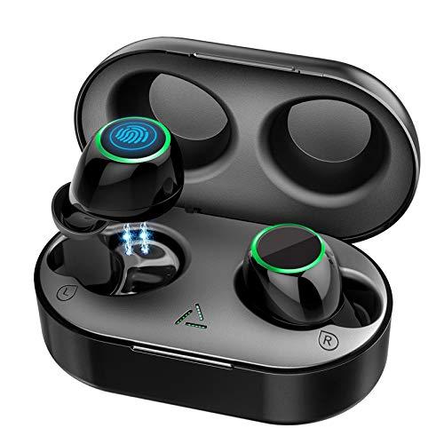Fone de Ouvido Bluetooth T6 True Earbuds Mpow Preto BH333A