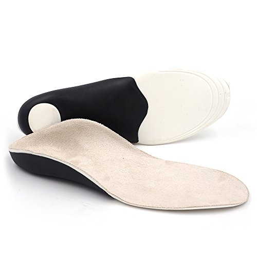 Beautulip Kids Insoles for Flat Feet, Orthotics Arch Support Comfort Shoe Inserts for Active...
