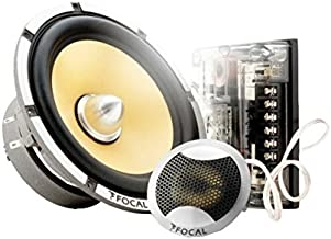 Focal K2 Power 165 KRX2 6.5-Inch High Power 2-Way Component Speaker Kit