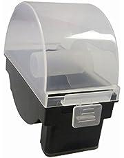 Genware nev-ll1r-2sp Dispensador de Etiquetas, Heavy Duty Rollo simple, 50mm