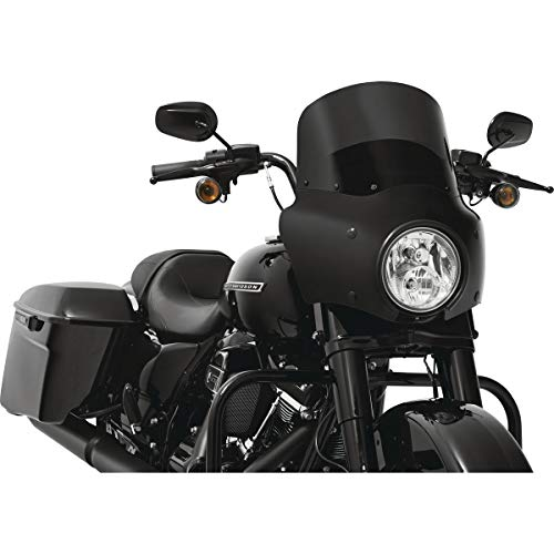 Memphis Shades Road Warrior Fairing Without Mounts (Black) for 95-20 Harley FLHR2