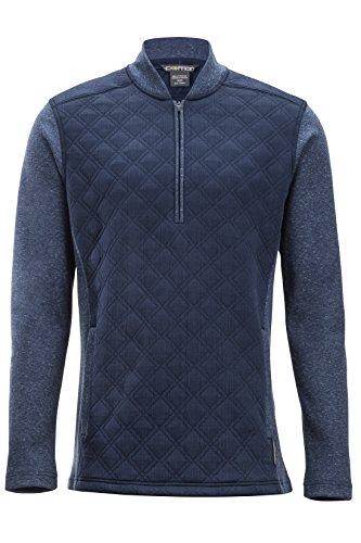 ExOfficio Men's Harwood 1/4 Ziphiking Shirt
