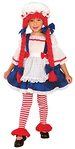 Rubie's Rag Doll Children's Costume