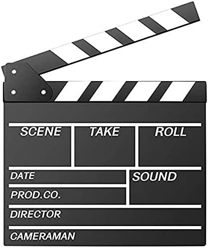 24. Movie Clapboard With White Erasable Pen