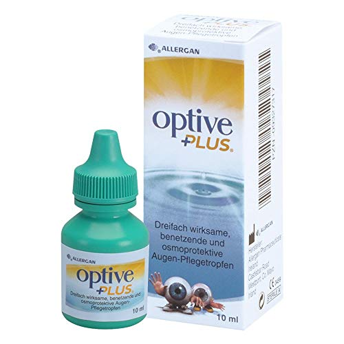Optive Plus Augentropfen 10 ml