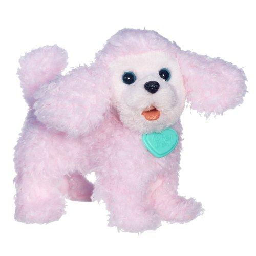 FurReal Friends – A5827 – En Avant Mon Petit Chien – Pretty Poodle – Peluche Interactive (Import UK)