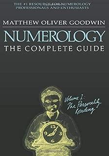 Best matthew oliver goodwin numerology Reviews