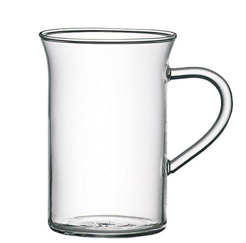 Bormioli Rocco 191760 Emotion Teeglas, Glühweinglas, 270 ml, Glas, transparent, 12 Stück