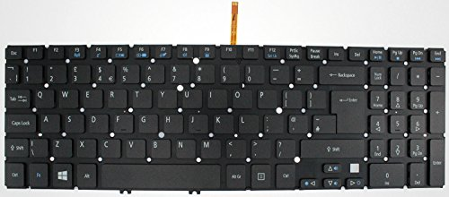 Backlit Keyboard for Acer Aspire V5–531V5–531G V5–571V5–571G UK Layout F135, [UK Import]
