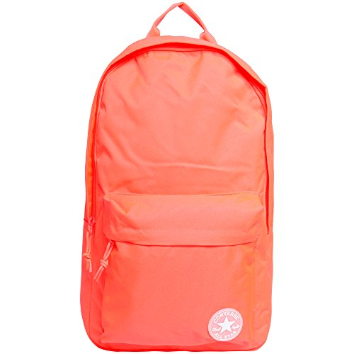 Confezione Zaino Converse Edc Poly tipo casual, 45 cm, 19 litri, Orange