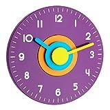 TFA 60.3015.11 - Reloj de pared electrónico, 230 mm