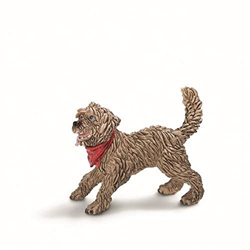 SCHLEICH 16818 - Mischlingshund, spielend