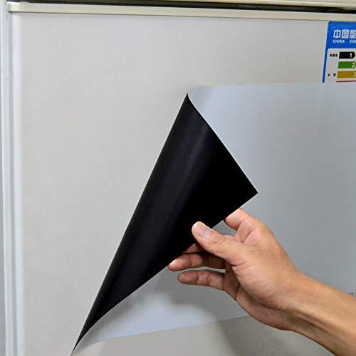 Alician Pizarra blanca magnética suave para el hogar o la oficina o la cocina, tablero de borrado en seco, pizarras blancas, almohadilla flexible, placa magnética para nevera, productos de oficina
