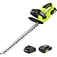 SnapFresh 1400RPM Powerful Electric Hedge Trimmer Cordless