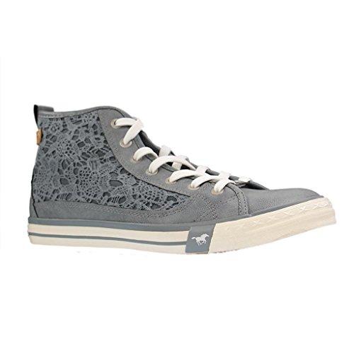 MUSTANG Damen Sneaker 1146507/875 blau 250150