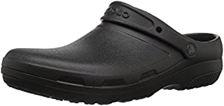 Crocs Unisex Adults Specialist Ii Clog, Black (Black), M8/W9 UK (42/43 EU) (B072J4R624) | Amazon price tracker / tracking, Amazon price history charts, Amazon price watches, Amazon price drop alerts