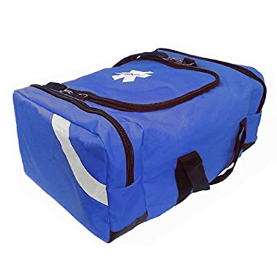Ever Ready First Aid Large EMT First Responder Trauma Bag by Ever Ready First Aid