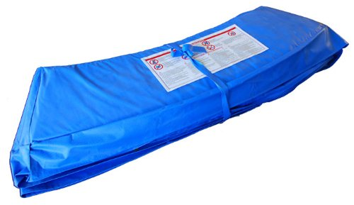 Sim-Buy randafdekking voor trampoline 16ft, blauw, 5,0 m, 4250437800223