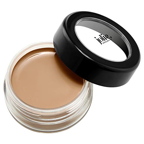 Jolie Picture Perfect Full Coverage Cream Foundation, Smooth Application 1 Oz/30ml (Light Shades) (Whipped Cream)
