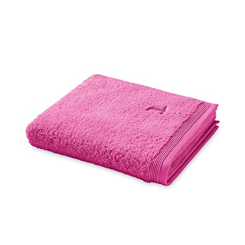 möve Superwuschel Handtuch 50 x 100 cm aus 100% Baumwolle, pink