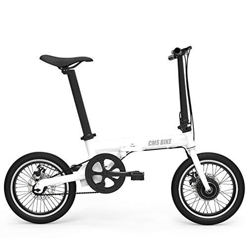 Plegable Bicicleta Eléctrica Urbana 16