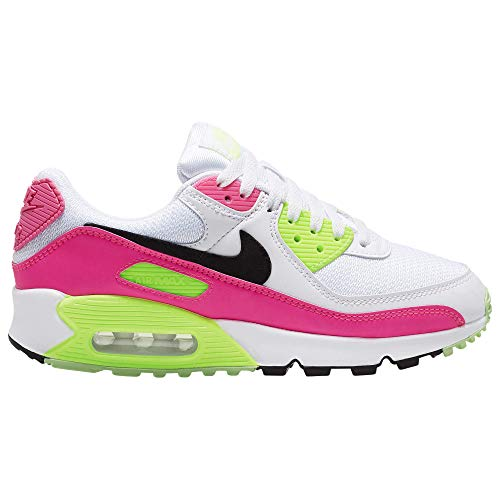 Nike Womens Air Max 90 Casual Runing Shoe Ct1030-100 Size 7