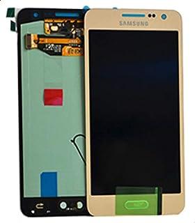 شاشة سامسونج SM-A500F جالكسي A5 ال سي دي مع محول ترقيم لمس
