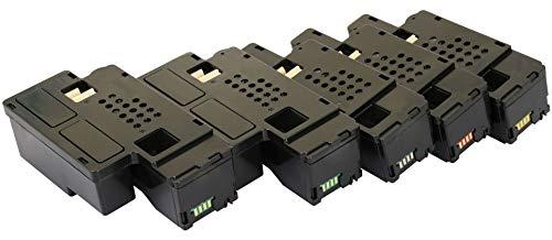 TONER EXPERTE CX17 C1700 C1750 5 Toner compatibili per Epson AcuLaser C1750N C1750W CX17NF CX17WF