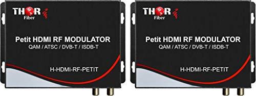 1 Channel HDMI RF Petit Modulator (2 Pack)