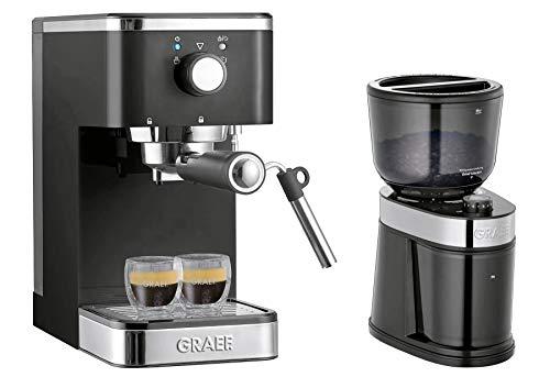 GRAEF Siebträger-Espressomaschine salita
