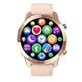 FirYawee Smart Watch for Android Phones Compatible with iPhone Samsung, Fitness Watch with Heart Rate Monitor and Sleep Monitor, Step/Distance/Calorie Counter, 2021 Version smartwatch for Men Women …