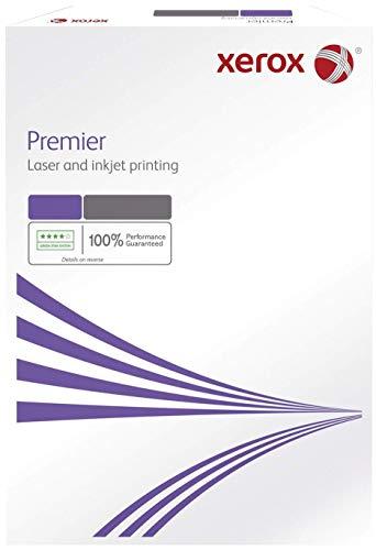 Xerox 003R91832 Premier ECF Kopier-, Druckerpapier, DIN A5, 80 g/m², 500 Blatt, weiß