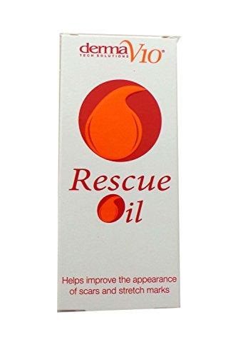 Rescue Oil 40ml Stretch Marks Dry Skin Ageing Bio Activ