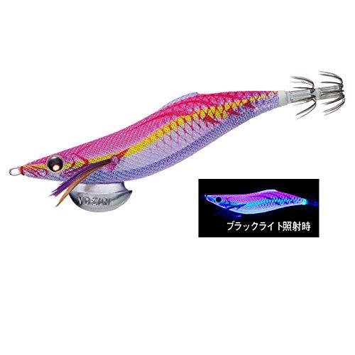 YO-ZURI(ヨーヅリ) エギ: アオリーQロングキャスト 3.5号KVP:17 ケイムラピンク A1766-KVP