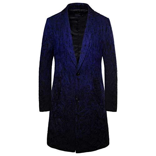 ღJiaMeng Neu Freizeit Strickjacke Slim Fit Kapuzenjacke Druck Sweatshirts Warm Halten Pullover Mantel Herbst Winter mit Reißverschluss Jacke