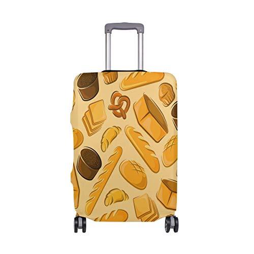 FANTAZIO Kofferschutzhülle Kofferabdeckung für Backwaren, Brot und Kuchen