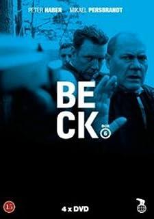 Beck (Series 21-24) - 4-DVD Box Set ( Den Japanska Shungamålningen / Den svaga länken / Det tysta skriket / I Guds Namn ) ( The Japanese Painting / The Week Link / The Silent Screa [ Origen Danés, Ningun Idioma Espanol ]