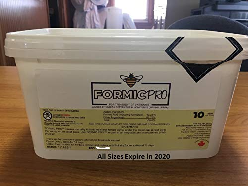 Price comparison product image Formic Pro Mite Treatment - 10 Pack