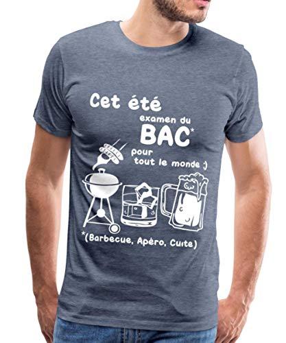 Bac Barbecue Apéro Cuite T-Shirt Premium Homme