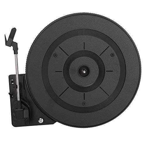 Cerlingwee Gramófono, Tocadiscos, portátil, Profesional, de 28 cm, Retorno automático del Brazo, Tocadiscos, Tocadiscos, Accesorios para gramófono, Piezas para Tocadiscos