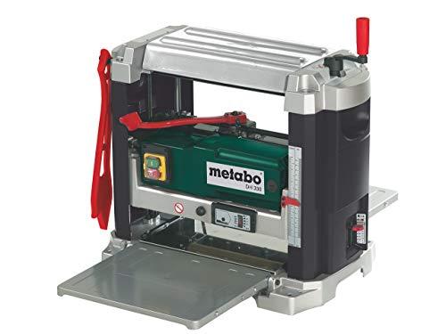 Metabo 4003665424477 80200033000-Regruesadora DH 330-1.8 KW, 1800 W, 240 V, Negro, L