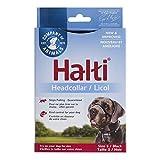 Halti (ハルティ) ワンちゃん用 ヘッドカラー 犬用 しつけ 首輪 ペット用 (サイズ5/ブラック)